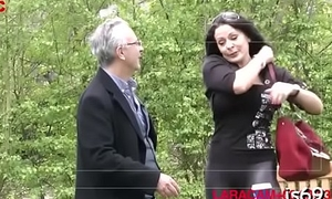 Hot imp pleasures her dad added to leaves him awestruck