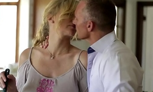 Ban stepmom fucked and imperceivable in jizz